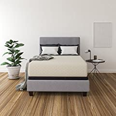 Take sleep to a whole new level with the comfort of the chime 12 inch express mattress. Simply unpack and unroll your bed for maximum comfort.5 Care Instructions: Product Care|Mattresses:|Rest easy with the fact that your Ashley-Sleep mattres...