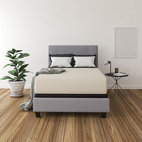 Ashley Furniture Signature Design - 12 Inch Chime Express Memory Foam Mattress - Bed in a Box - Full - Firm Comfort Level - White (Best Foundation For Memory Foam Mattress)