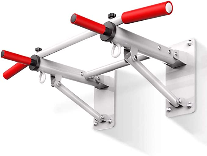 Home Exercise Fitness Equipment Adjustable Door Horizontal Bar Non-slip indoor multipurpose fitness bar Pull-up device Turbobm Training Supplies
