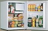 Compact Refrigerator 2.5 cu. ft. White