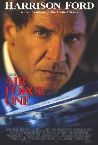 Air Force One POSTER Movie (27 x 40 Inches - 69cm x 102cm) - Everett Macy's