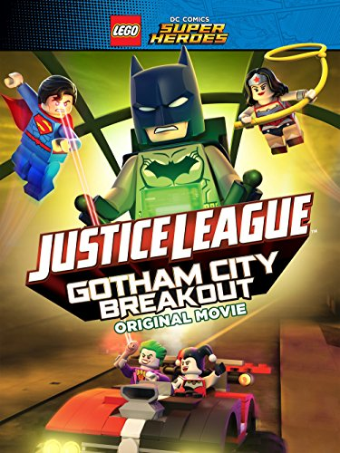 LEGO DC Super Heroes: Justice League: Gotham City - Dc Super Heroes Lego Watch