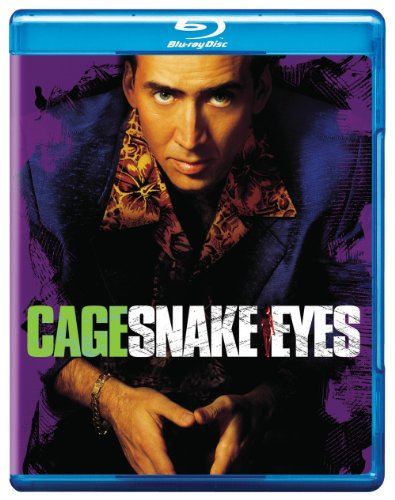 Snake Eyes (BD) [Blu-ray]