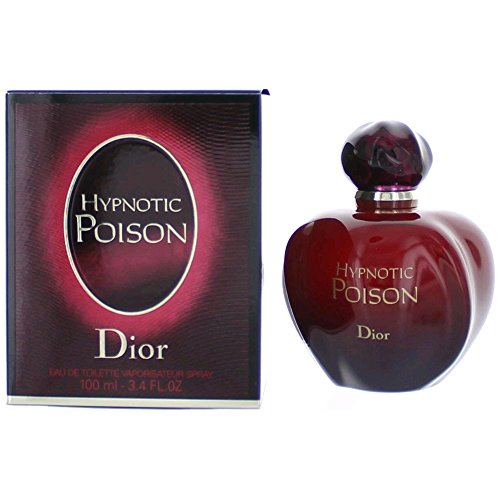 Hypnotic Poison by Christian Dior for Women 3.4 oz Eau de Toilette - Dior Women For Christian