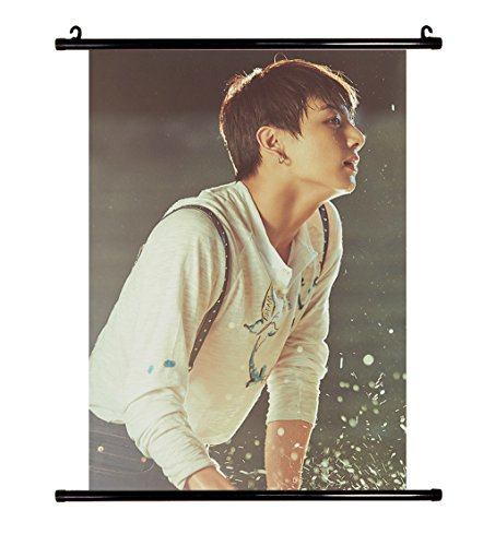Fanstown BTS kpop In The Love For Mood PT.2 wall scroll clot