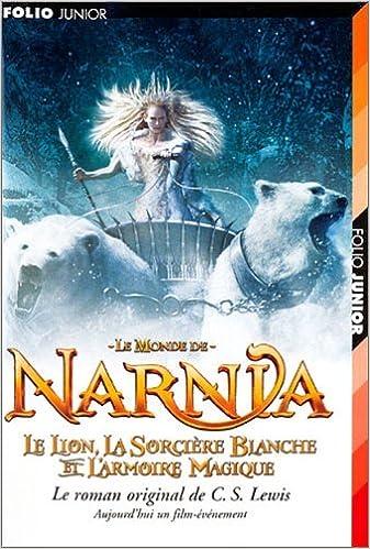 Amazon.fr - Le Monde de Narnia, Tome 2 : Le Lion, la Sorcière ...