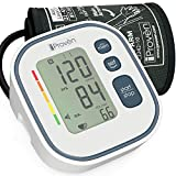 Home Blood Pressure Monitor - Approved for Upper Arm Use - Digital Blood Pressure Machine - 
