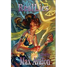RealLies: A Zharmae Collection of Short Works (Zharmae Anthology Series) (Volume 2)