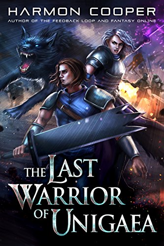 The Last Warrior of Unigaea: A LitRPG Trilogy (Predator Gear)