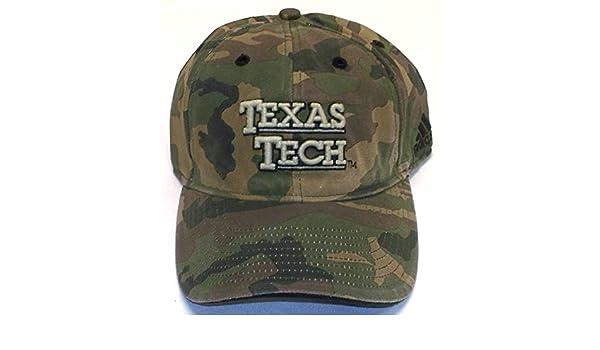new style texas tech camo hat 8d848 e2a73