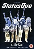 Status Quo - Hello Quo (Limited Edition) [DVD] [Import anglais]