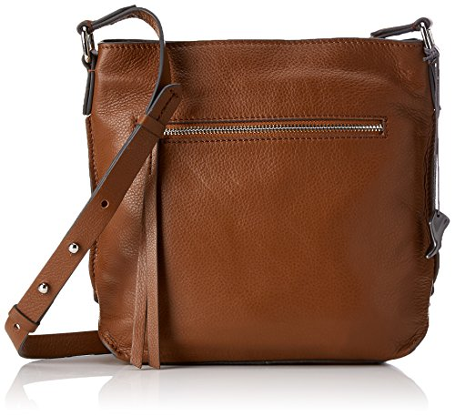 Tan Jewel Leather épaule Clarks Topsham portés Sacs Marron nFaWcz1