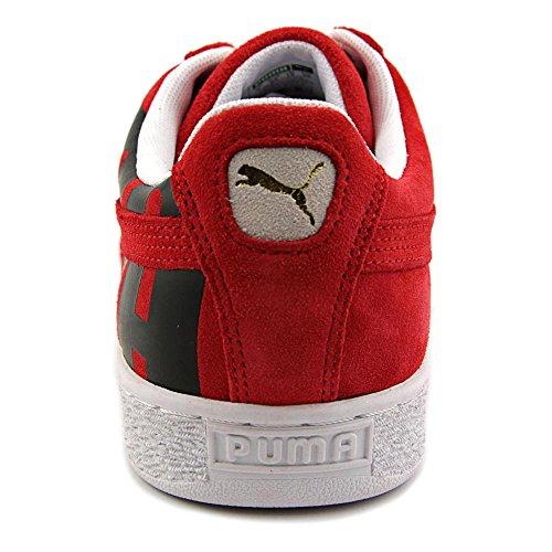 Puma Suede Classic + Big Logo Piel Zapatillas