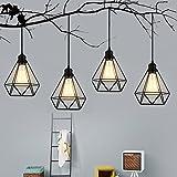 Lightess Hanging Pendant Lights Industrial Edison