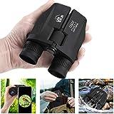 Best Compact Binoculars - UPSKR 12x25 Compact Binoculars with Low Light Night Review
