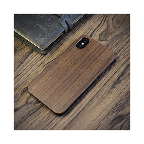 Workings Vintage for iPhone 7 Case Wood Natural Carved Bamboo Phone Cases for iPhone 7 8 6 S Plus iPhone 5 5S SES, for iPhone 6 6S