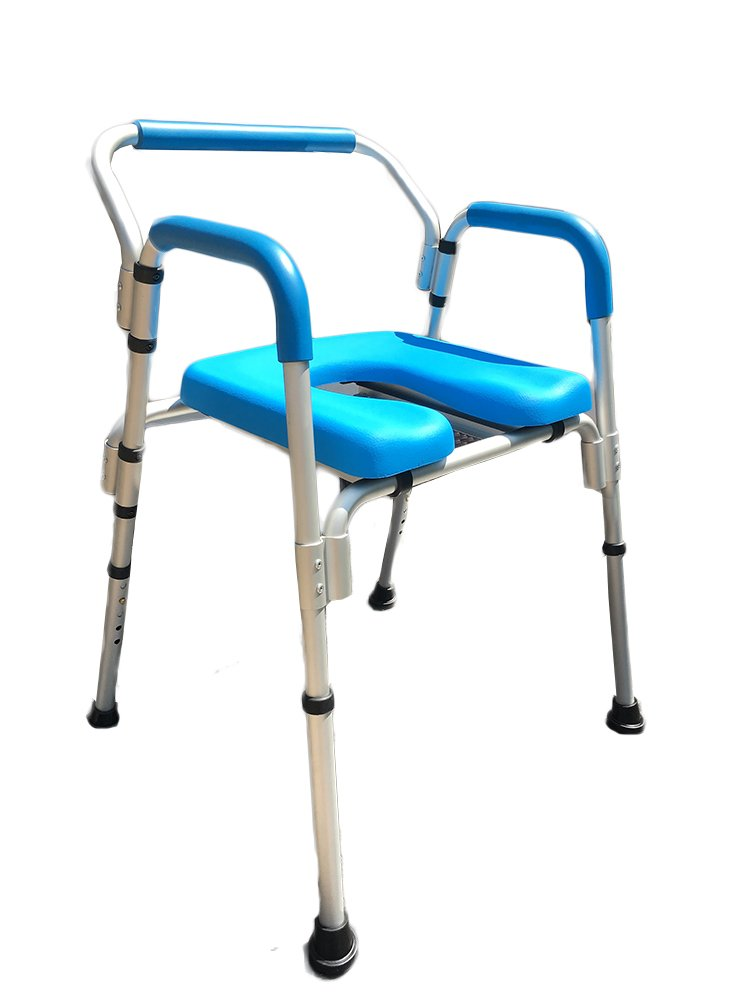 Amazon.com: Commode Chair/Shower Chair, Versatile(tm) 3-in-1 PADDED ...