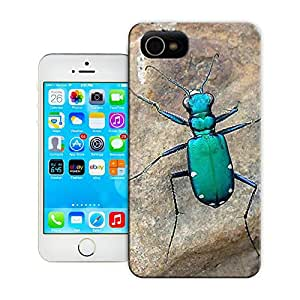 SIYJHO blue insect picture of TUP new style scratch-proof covers for iphone4