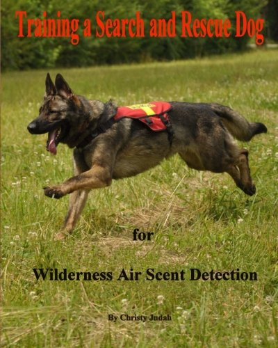 Training Search Rescue Dog Wilderness product image