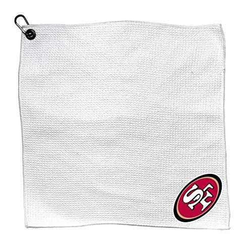 Team Golf NFL San Francisco 49ers Golf Towel with