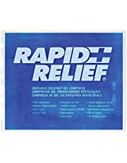 "Rapid Relief Reusable Cold/Hot Gel Pack Compress (9"" x 11"")"