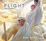 2018 Rose Datoc Dall Calendar - Flight