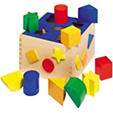 Goki WM254 - Sortier-Box, Holz