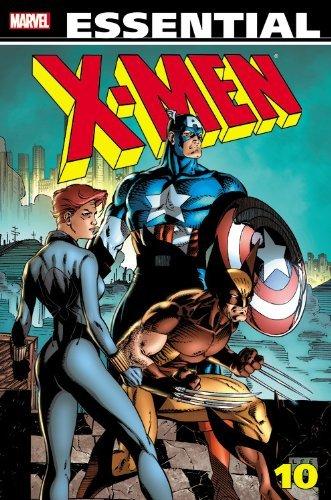 Essential X-Men - Volume 10 -  Chris Claremont, Paperback