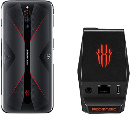 Nubia RedMagic 5G Teléfono 8GB RAM + 128GB ROM | Gaming Phone ...