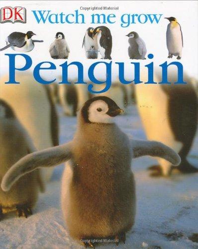 Penguin Watch Me Grow DK