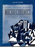 Macroeconomics : A Contemporary Introduction, McEachern, 0538828544