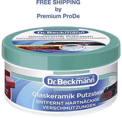 Cleaner plaster stone glass ceramic 250 g, Dr. Beckmann/Germany