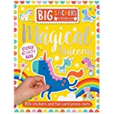 Big Stickers for Little Hands: Magical Unicorns