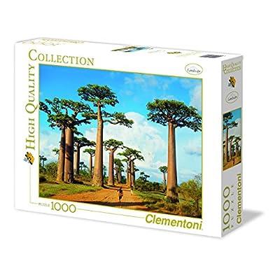 Clementoni 39272 Puzzle Madagascar Collezione Alta Qualit 1000 Pezzi