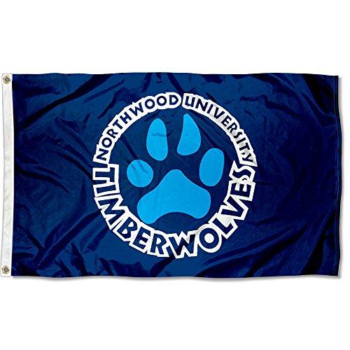Northwood Timberwolves University Large College (Northwood University)