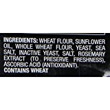 New York Style Pita Chips, Sea Salt, 8 Ounce