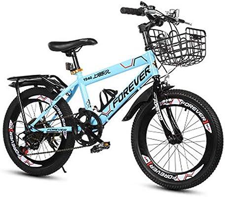 Axdwfd Infantiles Bicicletas Bicicletas for niños de 18 Pulgadas ...