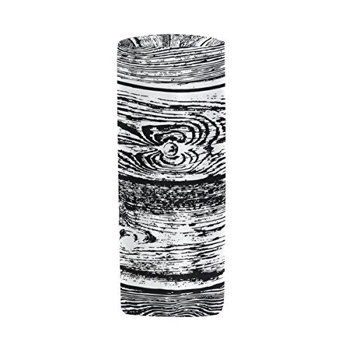 Textur Holz Bleistift Fall Pen Tasche Multifunktions Stationery Tasche Reißverschluss Tasche von bennigiry, Student Reißverschluss Bleistift Inhaber Tasche Geschenk Travel Make-up Tasche