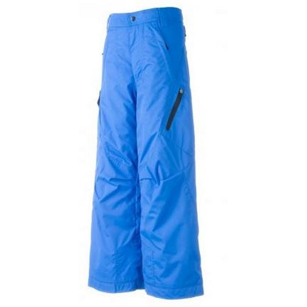 Obermeyer Boy's Rewind Pants Aegean Blue 14