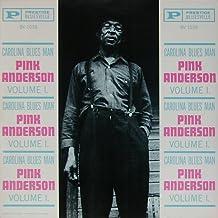 Pink Anderson: Vol. 1 Carolina Bluesman LP
