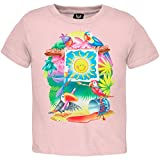 Painting Parrots Youth T-Shirt - X-Large(18)
