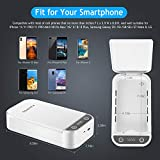 Cell Phone Sanitizer UV Lights Portable Phone