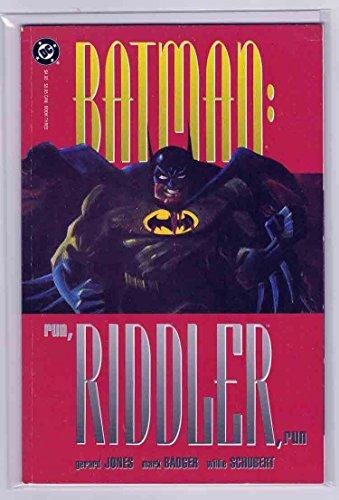 Batman Run, Riddler, Run #3 (1992)
