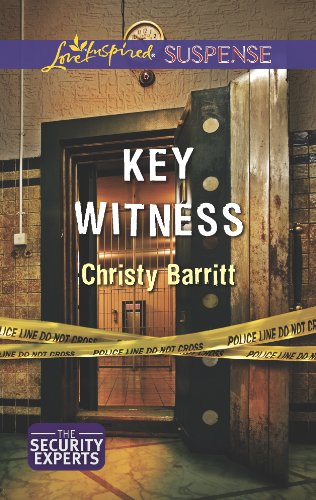book cover of Key Witness
