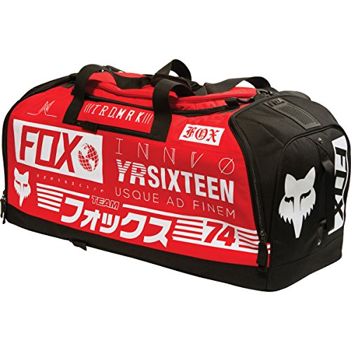 Podium Gear Bag - Fox Racing Podium Union Sports Gear Bag - Red / One Size