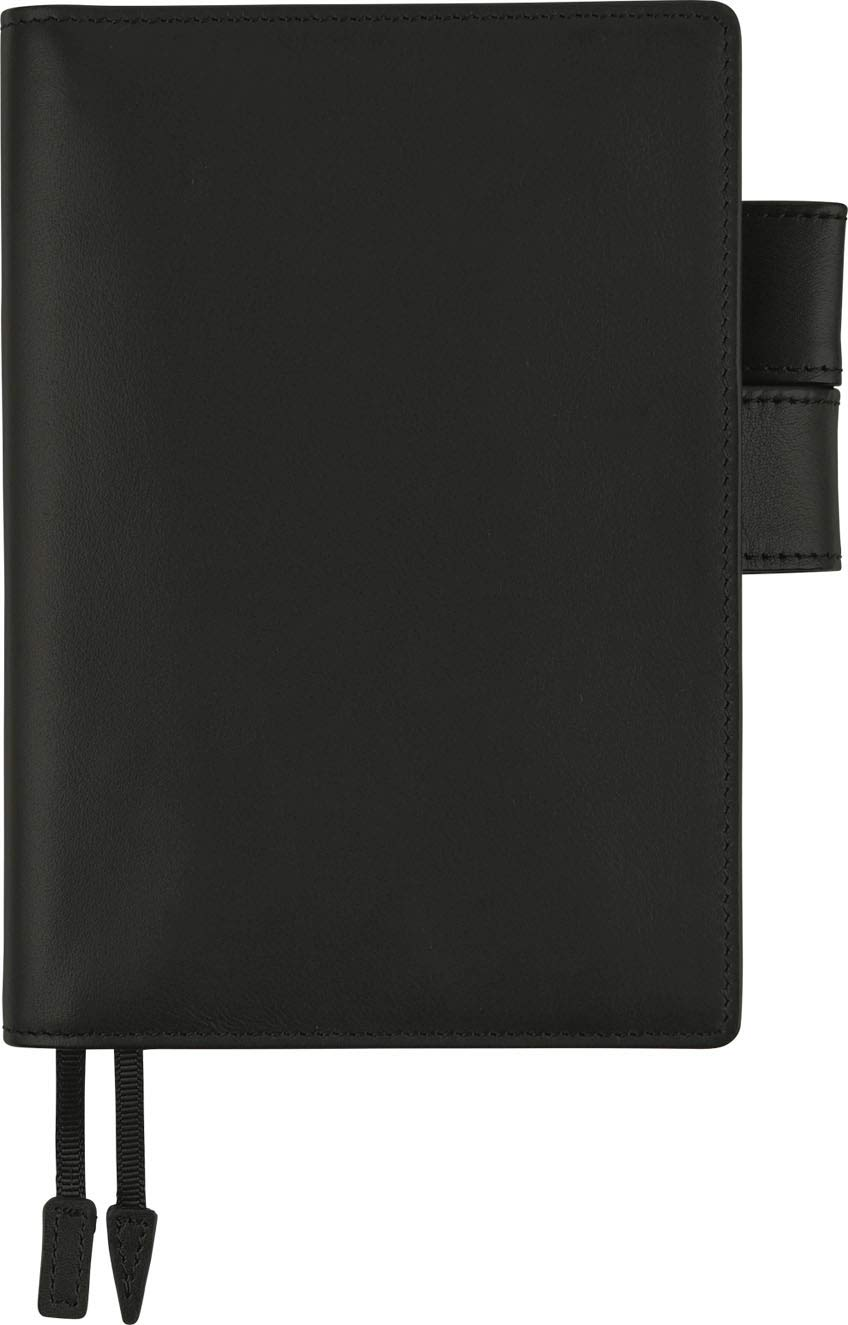 Hobonichi Techo Planner - TS Basic - Black Set (English/A6/Jan 2019 Start)