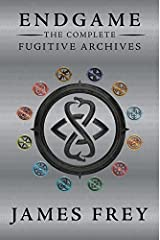 Endgame: The Complete Fugitive Archives (Endgame: The Fugitive Archives) Paperback