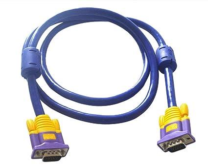 Cable VGA de alta calidad compatible con proyectores HDTVs ...