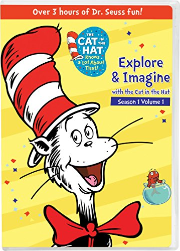 (The Cat in the Hat Knows a Lot About That! Explore & Imagine With the Cat in the Hat)