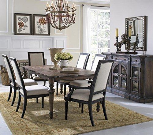 Pulaski Lucia Leg Table
